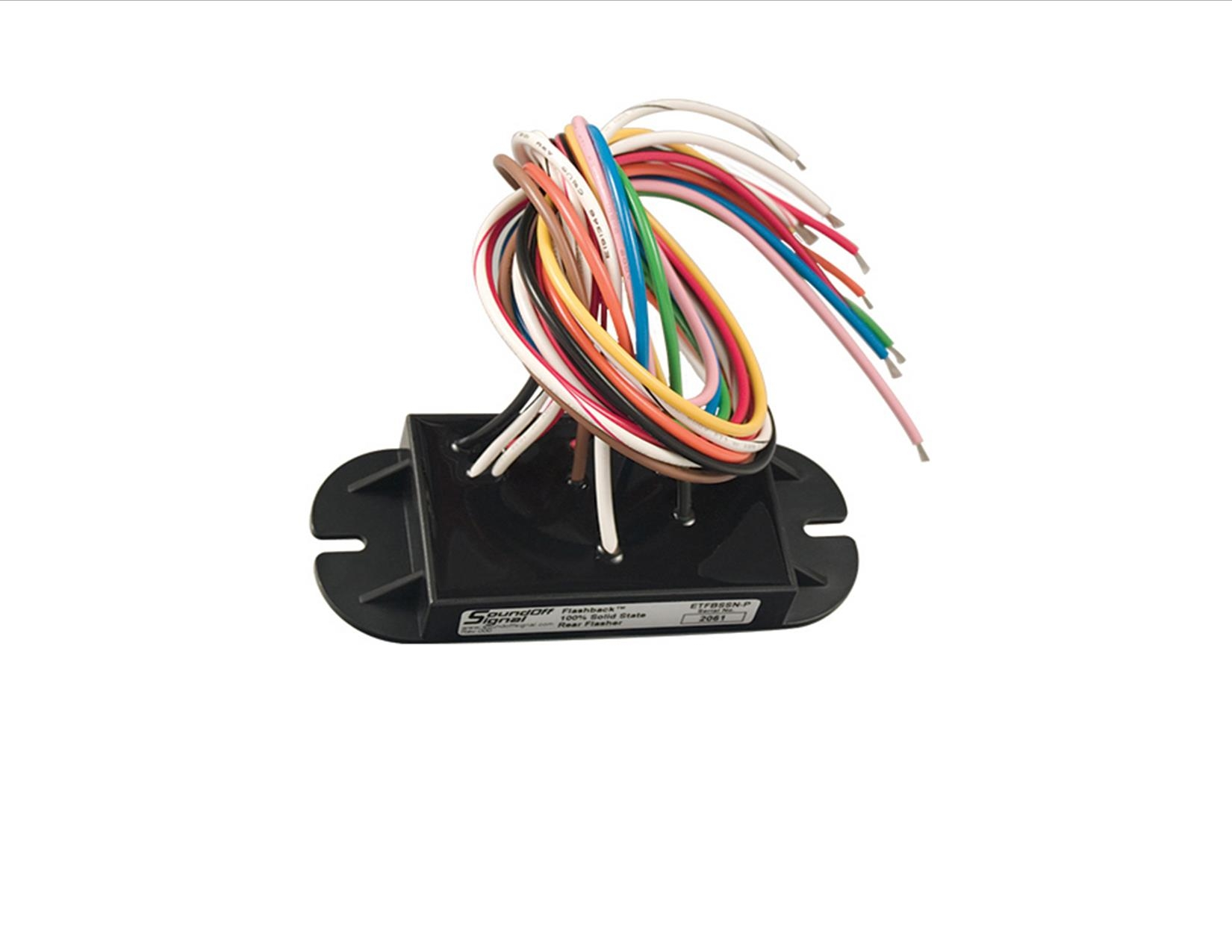 Sound Off ETFBSSNP flasher tail light flasher soundoff signal wiring diagram at crackthecode.co