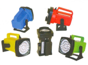 SHO-ME LED RECHARGEABLE FLOOD LIGHT