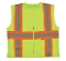 2W CLASS 2 SAFETY VEST - SOLID MATERIAL