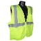 RADIANS ECONOMY CLASS 2 MESH LIME-GREEN SAFETY VEST