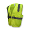 RADIANS CLASS 2 LIME SAFETY VEST - MADE IN USA